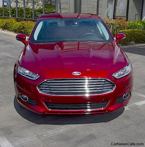 Test Drive, The Ford Fusion Energi