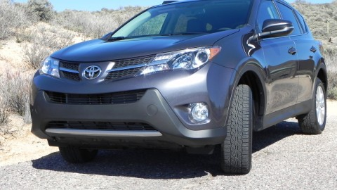 2013 Toyota RAV4 – First Impression