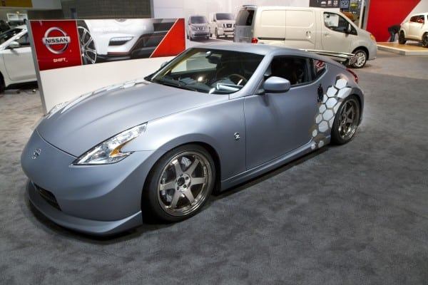 Nissan Features Latest from NISMO and Commercial Vehicles at Chi