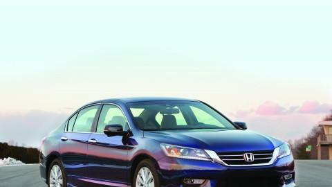 2014-2015 Honda Accord Hybrid Recalled