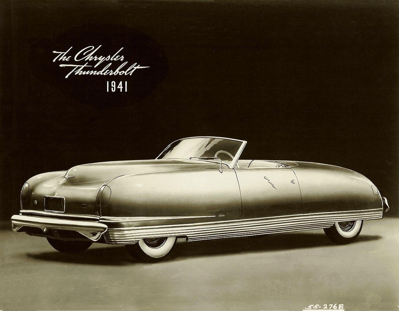 1941 Chrysler Thunderbolt