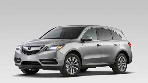 Acura unveils improved 2014 Acura MDX at NY Auto Show