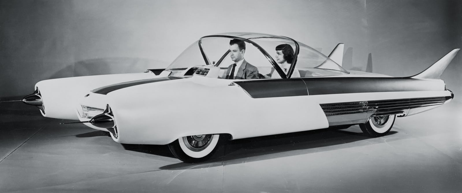 Concept Cars of the 50's and 60's - Nissan Titan Forum