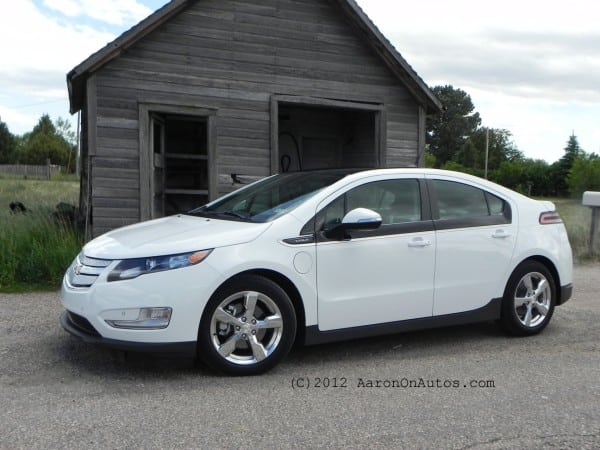 2012Volt oldshed CarpenterWY 2AOA 600x450 Top 5 Misconceptions about the Chevrolet Volt