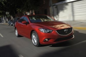 2014 Mazda6 first look [VIDEO]