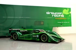 Lola Drayson electric racing car 2 300x198 Drayson Racing Technologies Attempts Electric Car World Record
