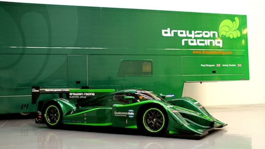 Drayson Racing Technologies Attempts Electric Car World Record