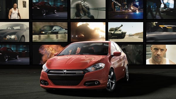 dodge dart fast and furious 6