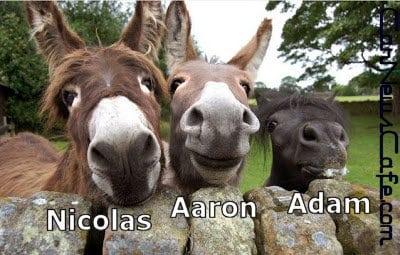 3 Amigos at CarNewsCafe