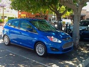 Ford C-MAX Hybrid LA to SF