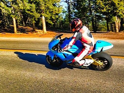 Lightning Motorcycle at Pikes Peak