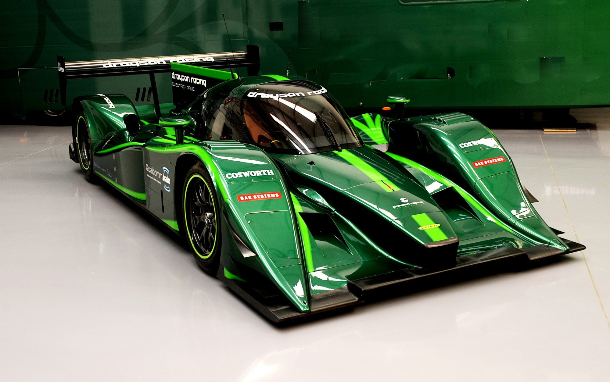 VIDEO: Drayson Racing Electric Breaks Electric World Land Speed ...