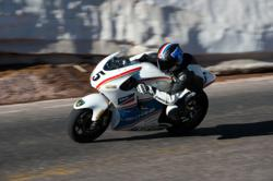 2013 Pikes Peak Lightning Motorcycle