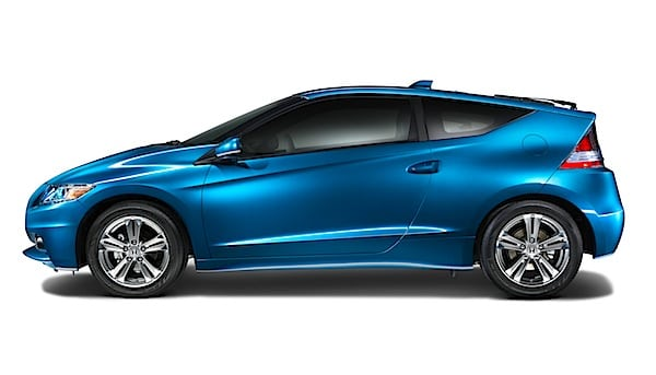 Test Drive; Honda's Sporty CR-Z Hybrid, Why We Loved It