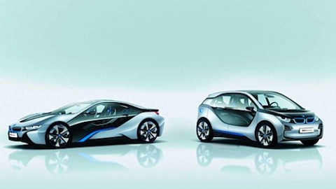 Are you ready for the all-electric BMW i3?