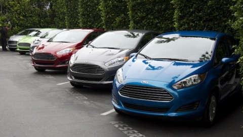 2014 Ford Fiesta Leads Ford Sales on Coastal Areas