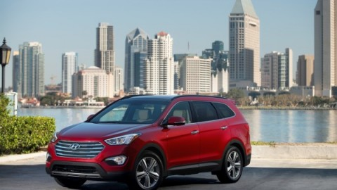 Hyundai Santa Fe celebrates building 1 million Santa Fe's