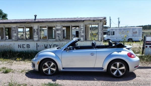 2013 VW Beetle Convertible Turbo
