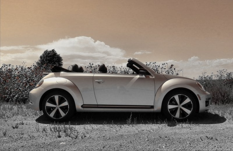 2013 VW Beetle Convertible Turbo – the Poor Man's Porsche