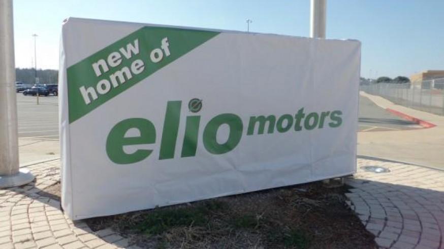 Clayton Chase) PARK CITY, UT - JANUARY 17: Elio Motors' CEO, Paul Elio