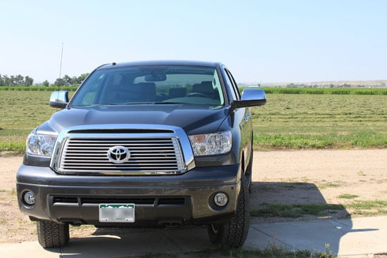 2013 Toyota Tundra Review - Average Truck Guy Perspective