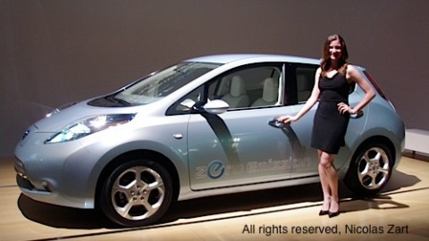 100,000+ Nissan LEAF owners done the right way