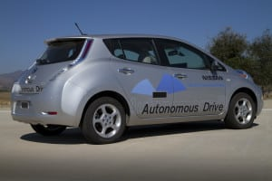 Nissan Announces Unprecedented Autonomous Drive Benchmarks