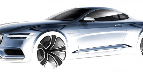 Volvo Concept Coupe Gallery