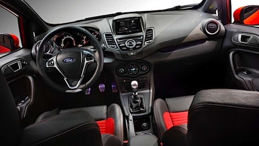 Test drive, the fun and spirited Ford Fiesta ST