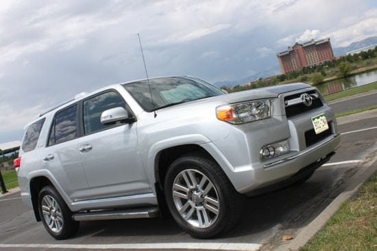 2013 Toyota 4Runner Review - Offroad Fun Plus City Capability