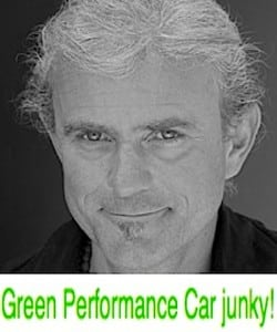 Nicolas is a Green Performance Car junky