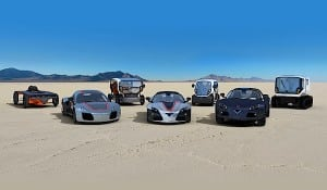 Venturi cars