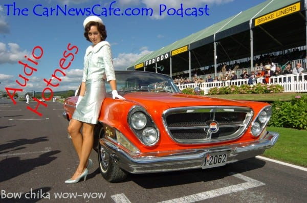 Podcast 14 – KillaJoule, Jaguar C-X17, Elio Motors, Mazda Loyalty