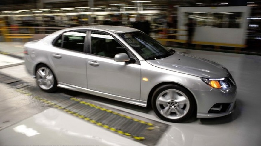 Saab is back baby! Plant in Trollhattan Sweden starts Saab 9-3 production again