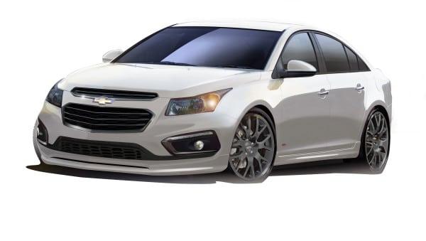 Chevrolet Personalization Cruze Diesel concept