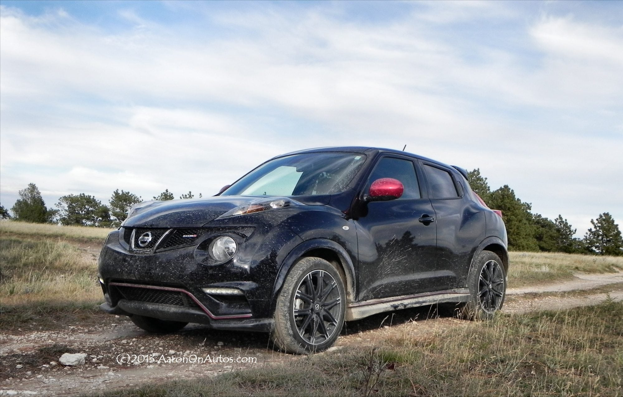 2013 Nissan Juke NISMO – fun times with dirt rally madness