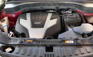 2014 Kia Sorento - engine  cover AOA800px