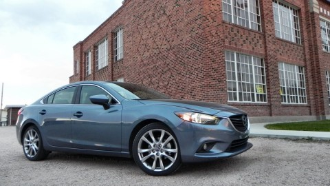 Mazda delays clean diesel Mazda6 for North American release.. again