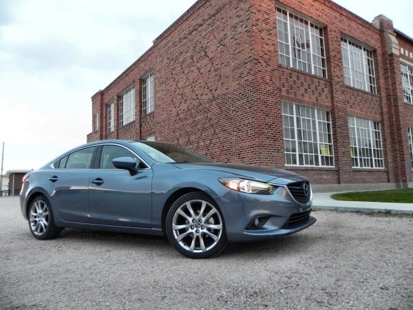 2014 Mazda6 - oldHS rightside aggro AOA1200px