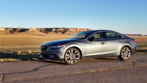 Mazda Issues Recall for Mazda6