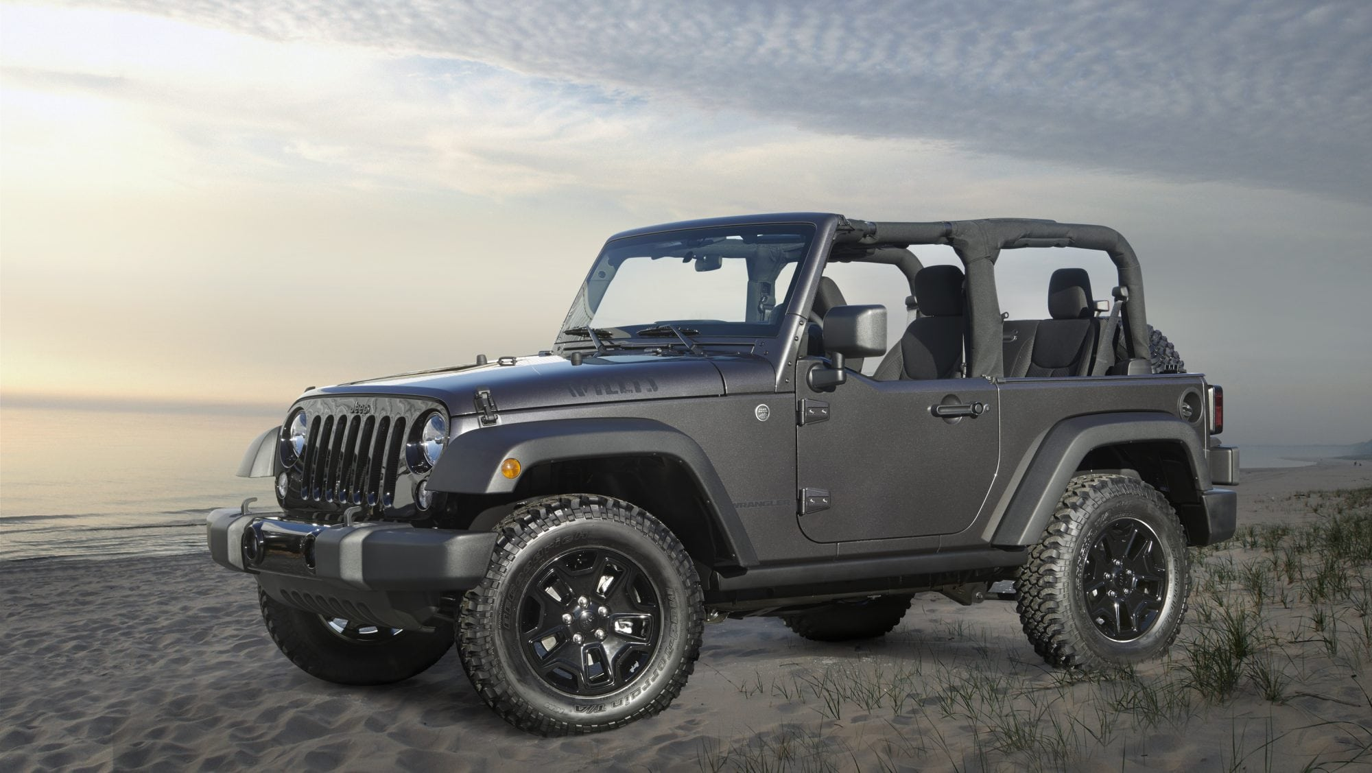 awesome new jeep wrangler willys wheeler edition - carnewscafe