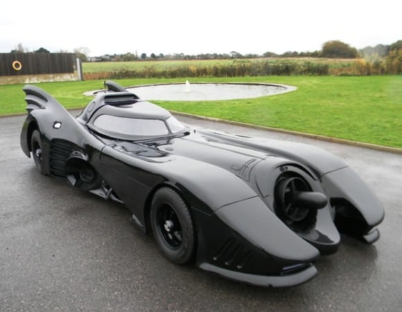 batmobile replica