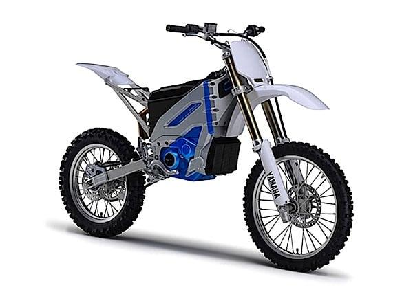 Yamaha's electric PED1