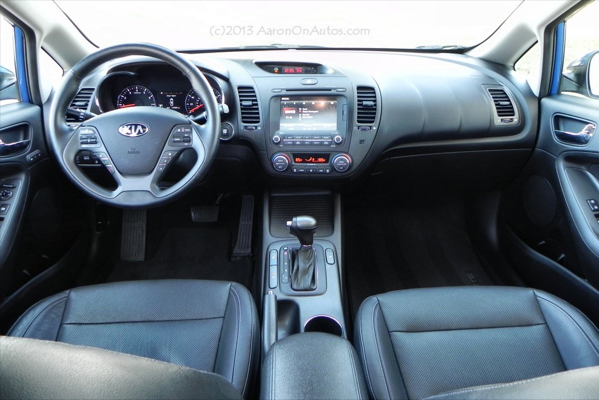 2014 Kia Forte Ex A Well Refined Small Car