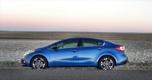 2014 Kia Forte EX – a well-refined small car