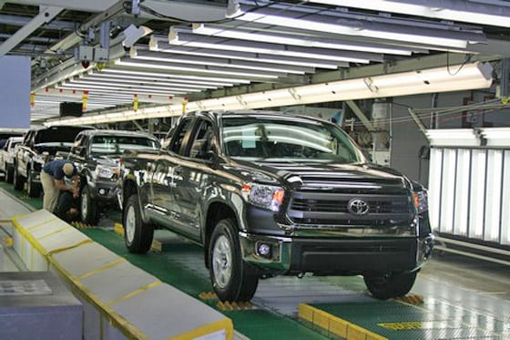Toyota Trucks at Crossroads - Production Limits, New Offerings Explored