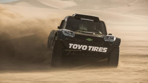 Track the Dakar Rally at Toyo Tires