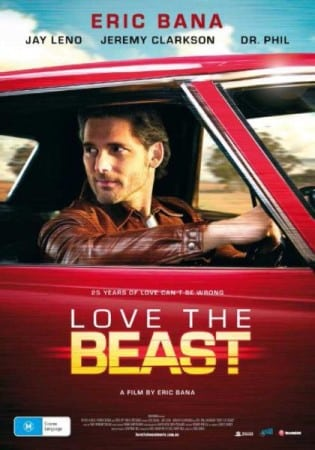 eric bana love the beast