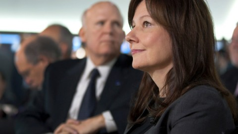 Mary Barra named as GM's New CEO, first Women to Hold Position