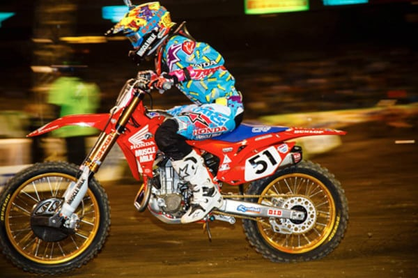 2014 Honda Racing  - Anaheim 2